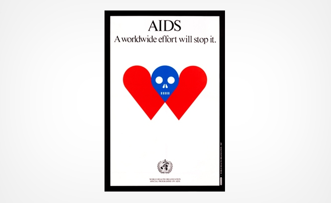 milton glaser the work world health organization